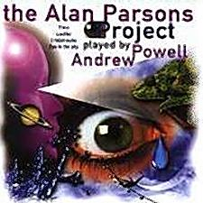 Various Artists (Tributes) - The Alan Parsons Project Played By Andrew Powell CD (album) cover