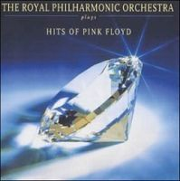 Various Artists (Tributes) The Royal Philharmonic Orchestra Plays The Hits Of Pink Floyd album cover