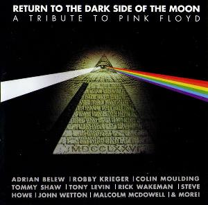 Various Artists (Tributes) Return to the Dark Side of the Moon - A Tribute to Pink Floyd album cover