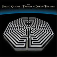 Various Artists (Tributes) - String Quartet Tribute to Dream Theater CD (album) cover