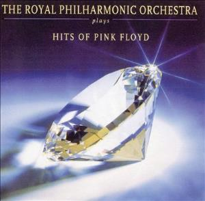 Various Artists (Tributes) - The Royal Philharmonic Orchestra Plays Hits Of Pink Floyd CD (album) cover