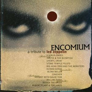 Various Artists (Tributes) Encomium - A Tribute To Led Zeppelin album cover