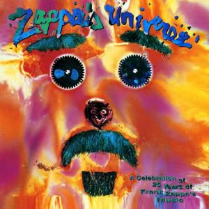 Various Artists (Tributes) Zappa's Universe album cover