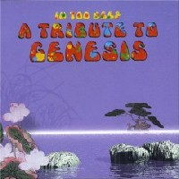 Various Artists (Tributes) In Too Deep - A Tribute To Genesis album cover