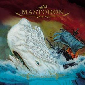 Mastodon - Leviathan CD (album) cover