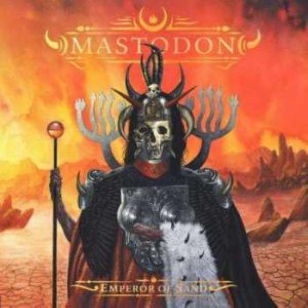Emperor of Sand by MASTODON album cover