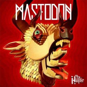 Mastodon - The Hunter CD (album) cover