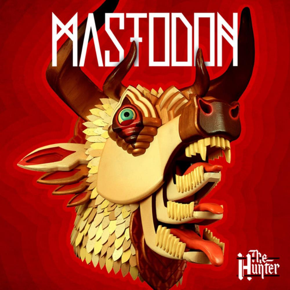 Mastodon The Hunter album cover
