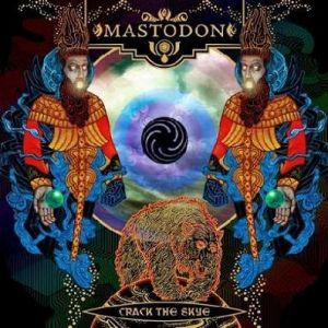 Mastod&#111;n Crack the Skye album cover
