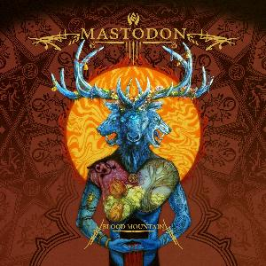 Mastodon - Blood Mountain CD (album) cover