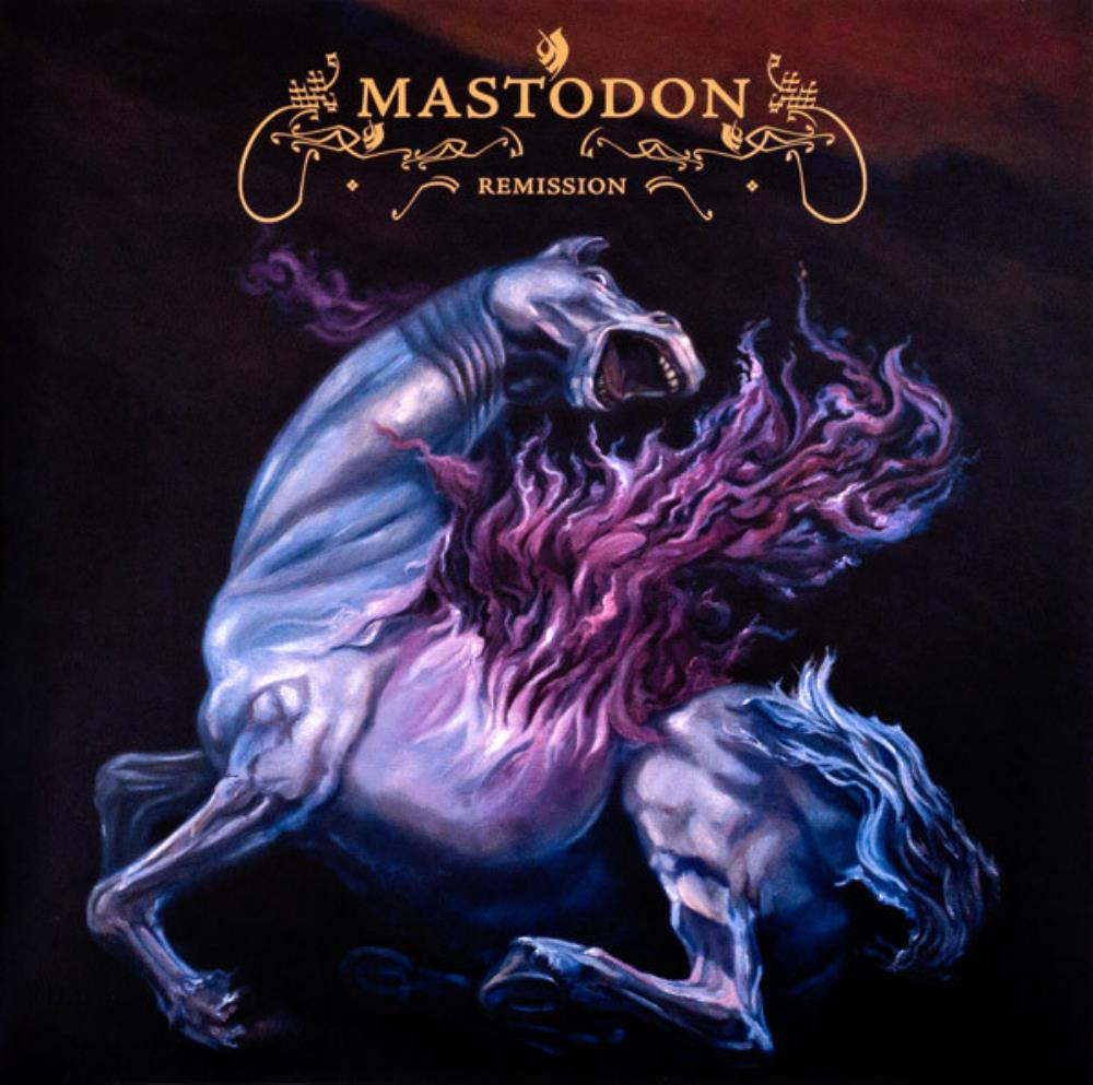 Mastodon Remission album cover