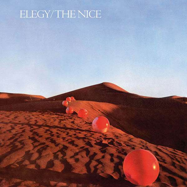 Elegy by NICE, THE album cover