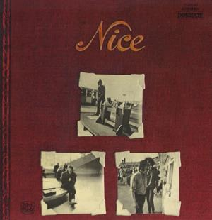 The Nice - Nice CD (album) cover