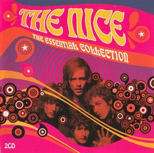 The Nice The Essential Collection album cover