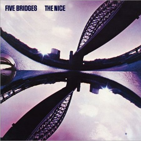 The Nice - Five Bridges Suite CD (album) cover