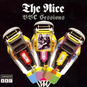 The Nice BBC Sessions album cover