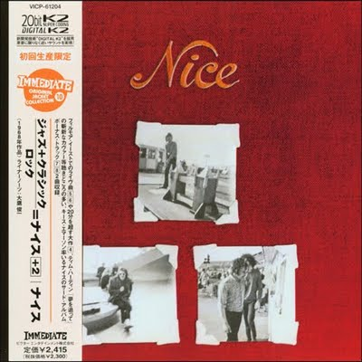 The Nice - The Nice CD (album) cover