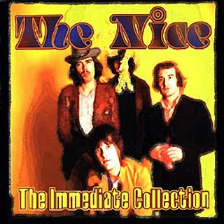The Nice - The Immediate Collection CD (album) cover