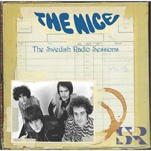 The Nice - The Swedish Radio Sessions CD (album) cover