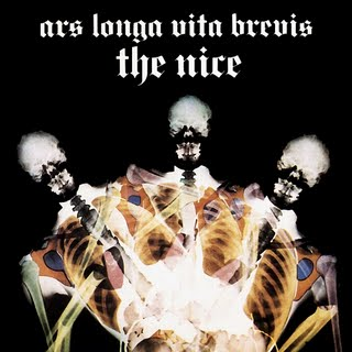 Ars Longa Vita Brevis by NICE, THE album cover