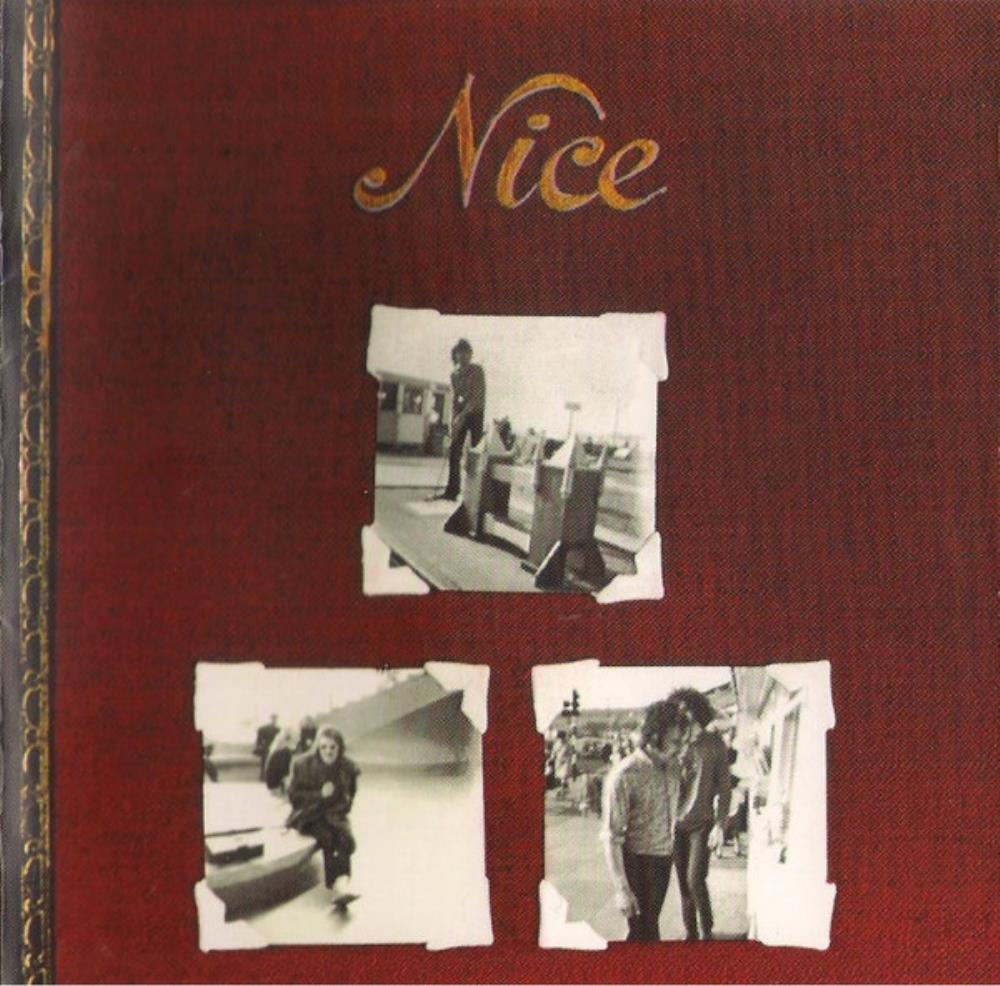 Nice [Aka: Everything As Nice As Mother Makes It] by NICE, THE album cover