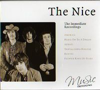 The Nice The Immediate Recordings album cover