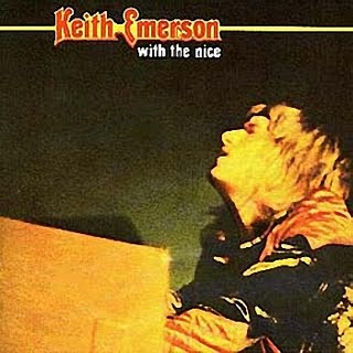 Keith Emerson With The Nice by NICE, THE album cover