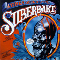 4 Times Sound Razing by SILBERBART album cover