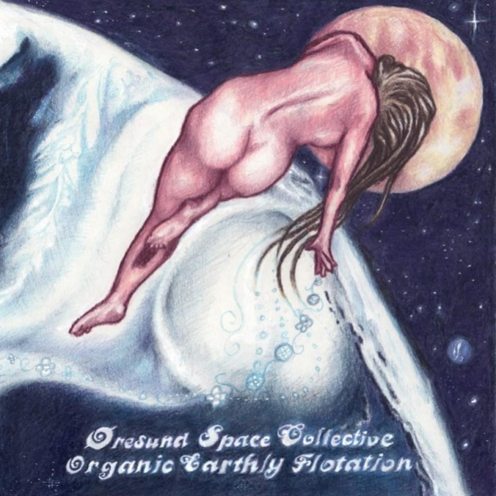 Øresund Space Collective - Organic Earthly Flotation CD (album) cover