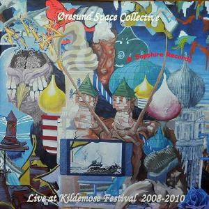�resund Space Collective Live At Kildemose Festival 2008-2010 album cover