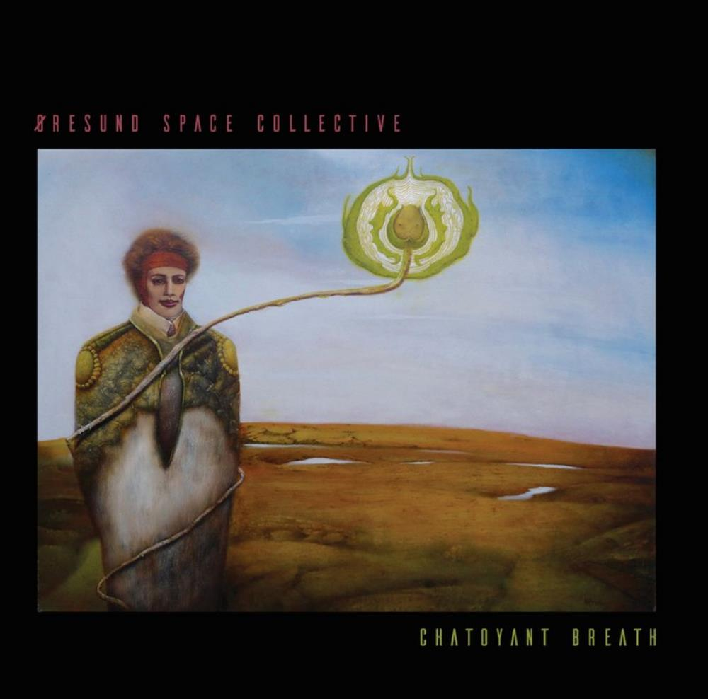 Øresund Space Collective - Chatoyant Breath CD (album) cover