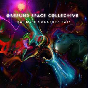 �resund Space Collective Hamburg Concerts album cover