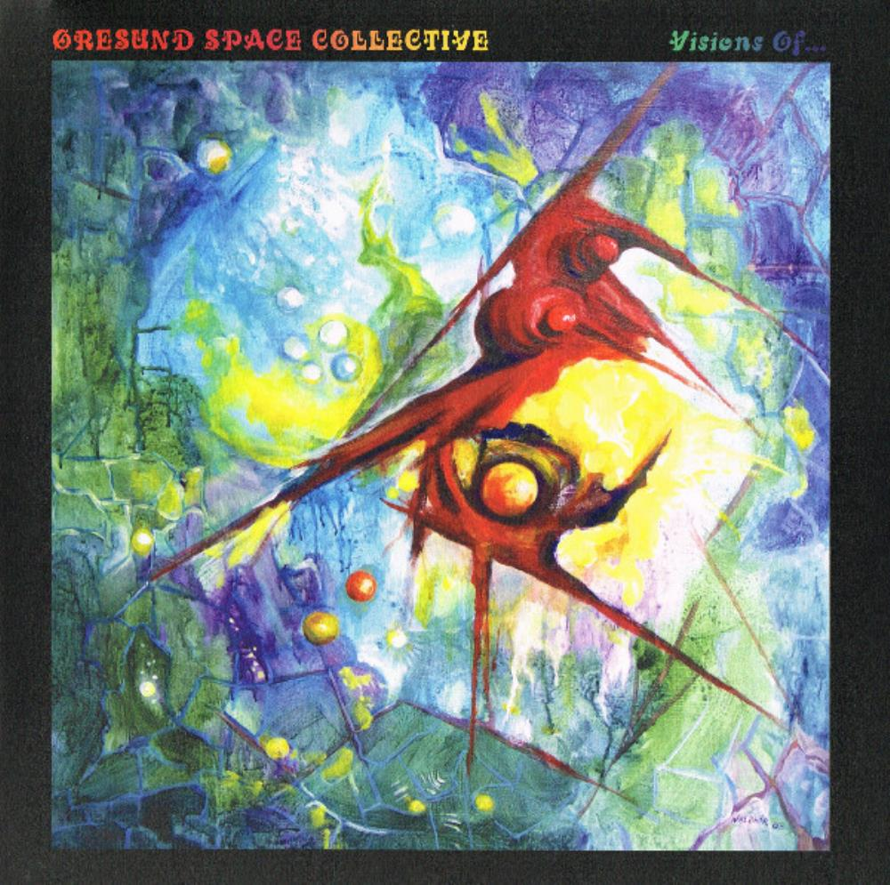 Øresund Space Collective Visions Of... album cover