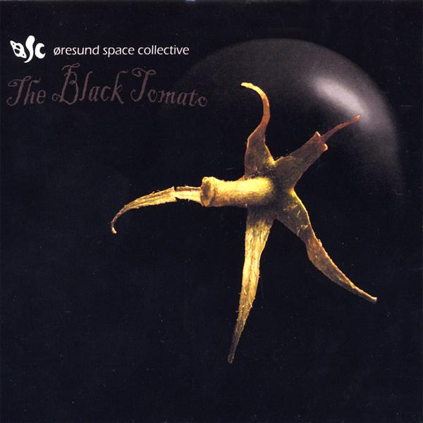 �resund Space Collective The Black Tomato album cover
