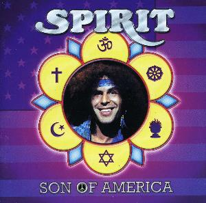 Spirit - Son Of America CD (album) cover
