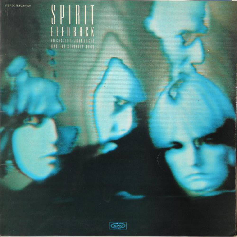 Spirit - Feedback CD (album) cover
