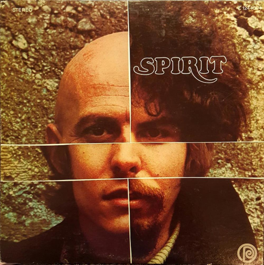 Spirit Spirit album cover