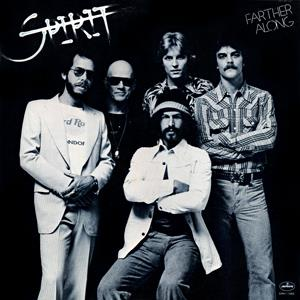 Spirit - Farther Along CD (album) cover