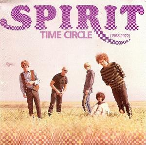 Spirit Time Circle (1968-1972) album cover