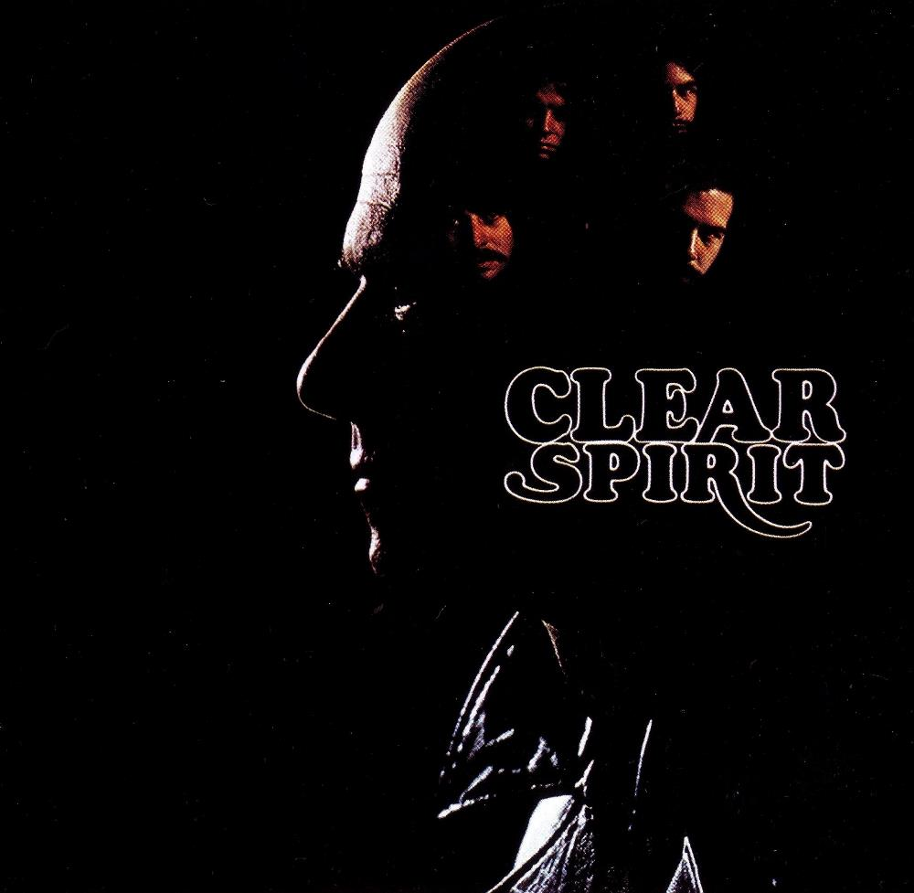 Spirit - Clear CD (album) cover