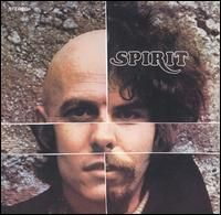 Spirit - Spirit CD (album) cover