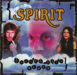 Spirit - California Blues CD (album) cover