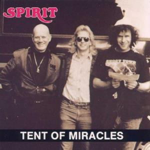 Spirit Tent of Miracles album cover