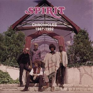 Spirit Chronicles (1967-1992) album cover