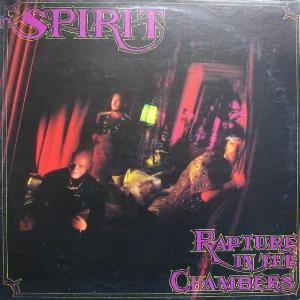 Spirit Rapture In The Chambers album cover