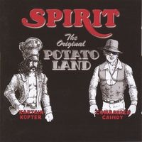 Spirit - The Original Potato Land CD (album) cover