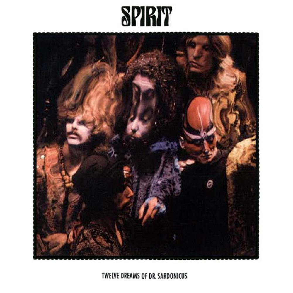 Spirit - Twelve Dreams Of Dr. Sardonicus CD (album) cover