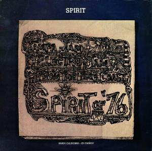 Spirit Spirit Of '76 album cover