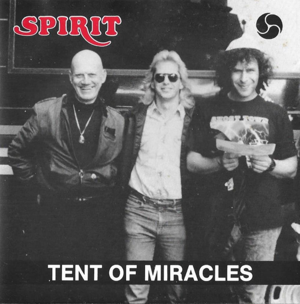 Spirit - Tent of Miracles CD (album) cover