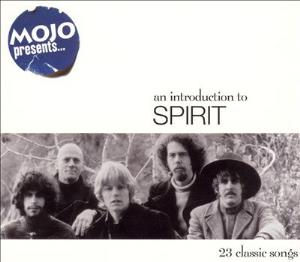Spirit Mojo Presents ... An Introduction To Spirit album cover